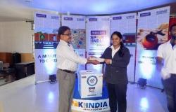 Speak for India Contest