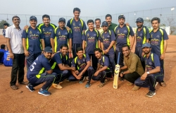 Staff Cricket Team